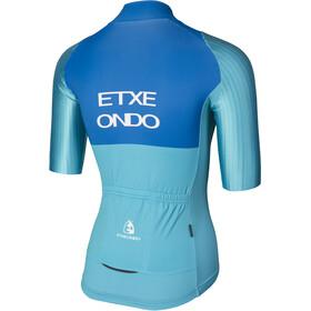 Etxeondo Ona Aero Jersey korte mouwen Dames, blue
